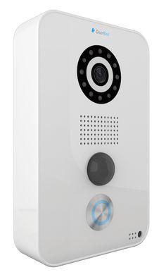 DoorBird - Die Video Türklingel  Bankenverschlüsselung, 180° Infrarot Bewegungssensor, HDTV-Kamera, High End Ultraweitwinkel ✔