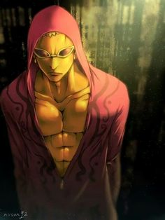 - One Piece - Doflamingo