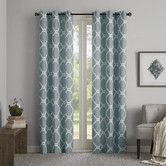 Found it at Wayfair - Merritt Geometric Curtain Panel