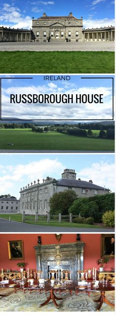 The perfect day trip from Dublin for the whole family : Russborough house, in Blessington, Wicklow