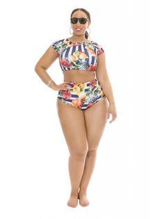 c7be202d71c5c 170 Best Pale color   print plus size swimwear styles images in 2019 ...