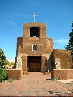 Mission San Miguel 1797 #SantaFe #NewMexico