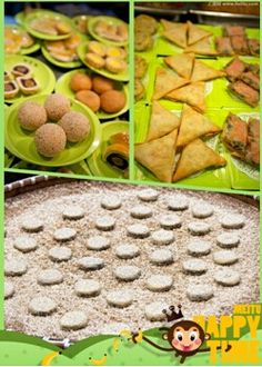 How can Shanghai people truly express their respect and worship to the Gods without delicious food to go along with it, like these tea cakes!