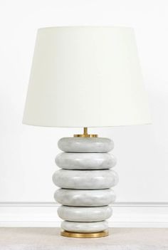 This collection is an understated yet powerful series of table lamp designed to suit all rooms. Pre-order now. This product has a delivery estimate of 10-12 weeks. Please contact our sales team at…MoreMore