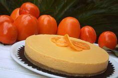 Cuinant: Tarta de Kaki Persimon y Limón