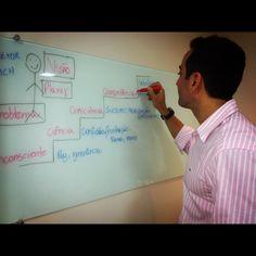 """""""Brainstorm"""" e """"Blueprint"""". Assim nasce uma boa ideia. #inteligenciaimobiliaria #work"""