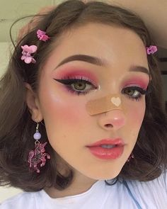 yo waddup The post yo waddup appeared first on makeup. halloween photography yo waddup The post yo waddup appeared first on makeup. Makeup Goals, Makeup Inspo, Makeup Art, Makeup Inspiration, Makeup Tips, Eye Makeup, Makeup Ideas, Asian Makeup, Cute Makeup Looks