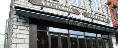 fine Italian dining @ Vittoria Trattoria  Byward Market, Ottawa