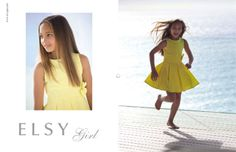 Elsy Girl, adv campaign S/S 2014 www.elsyspa.com
