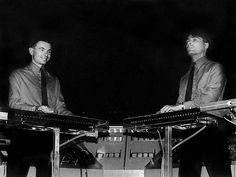 Karl Bartos und Wolfgang Flür | Kraftwerk