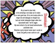 # Stresskaart