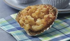 Quick Fix Mac and Cheese Muffins