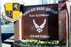 RAF Alconbury, England - Spent seven wonderful years there.