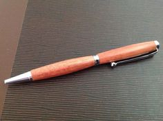 Handmade Jarrah Woodturned Pen by RomanticRiver on Etsy