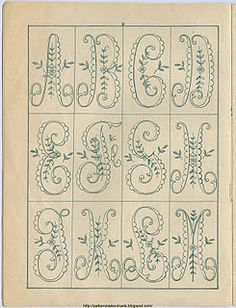 Sajou No 342   free download for embroidery pattern