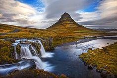 Kirkjufell, Snæfellsnes in Iceland ⓒWoosra KIM