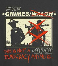 Vote Grimes T-Shirt