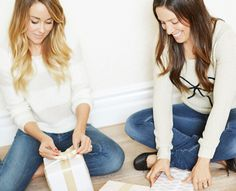 11 questions with lauren conrad + hannah skvarla of @Matty Chuah Little Market