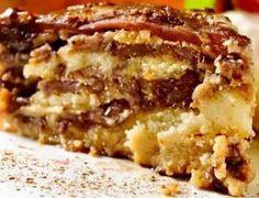 Torta de Banana Cremosa - Ideal Receitas