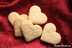 Receta de Galletas caseras de mantequilla