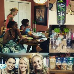 I get paid to throw parties.  #ItWorks