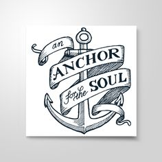 "Image of ""An Anchor For The Soul"" 