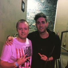 Got to meet one of my favorite DJs @3lau by itscblast