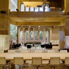 cement factory conversion  the cement factory loft by ricardo bofill