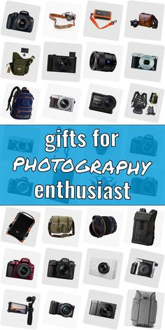 Presents For Photographers, Cool Gifts, Unique Gifts, Blue Grey Weddings, Fall Picnic, Quick Hairstyles, Popsugar, All In One