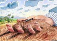 """LA CARTE MONDIALE DE L'ACCAPAREMENT DES TERRES : plus de 30 millions d'hectares concernés… """"L'Afrique, l'Europe de l'Est et le Pacifique demeurent des régions très convoitées. Selon Grain, ce sont « des pays dans lesquels l'agro-industrie est déjà implantée et dans lesquels l'environnement juridique favorise les investisseurs étrangers et les exportations ».""""... http://www.bastamag.net/La-carte-mondiale-des-accaparements-de-terres-plus-de-30-millions-d-hectares"""