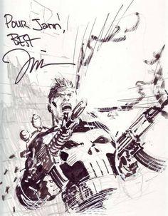 Punisher - Jim Lee