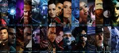 mass effect | BioWare Outlines the Future of Mass Effect - [a]listdaily