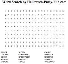 free printable halloween activities for kids Free Printable