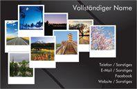 Standard-visitenkarten Vorlagen & Designs Page 8 | Vistaprint Design Page, Polaroid Film, Designs, Business Cards, Colors, Business Card Templates