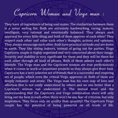 Virgo man and virgo woman compatibility percentage