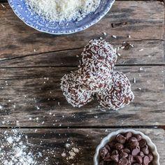 Coconut Rum Truffles Recipe | Frontier Co-op