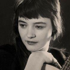 "The beautiful Karen Dalton (RIP). The ""Billie Holiday of folk music""."