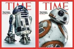 TIME's new covers: The Genius of Star Wars