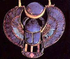 egyptian dung beetle art - Google Search