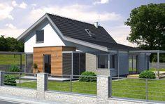 Návrh rodinného domu Atyp od APEX ARCH s.r.o.