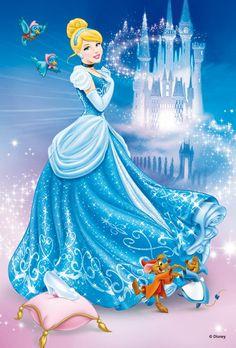 Cinderella - Disney Princess Photo (34241666) - Fanpop fanclubs