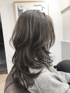 Cut My Hair, Hair Cuts, Hair Inspo, Hair Inspiration, Medium Hair Styles, Curly Hair Styles, Medium Long Hair, Haircuts Straight Hair, Mullet Hairstyle