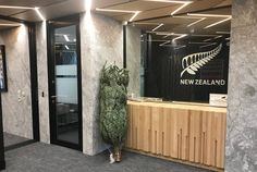 D&G Office Cleaning Service Awarded New Contract - New Zealand Embassy Office
