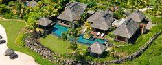 The luxurious Shanti Villa