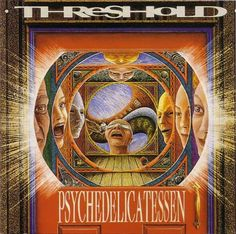 Threshold, Psychedelicatessen, 1994   Recensione canzone per canzone, review track by track #Rock & Metal In My Blood