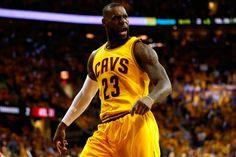 #NBA: LeBron James no está preocupado por exceso de juego