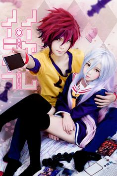 Shiro(No Game No Life) | Misa - WorldCosplay