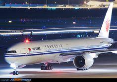 Air China Boeing 777-39L/ER