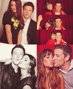 they were such a cute couple....RIP Cory