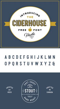 Ciderhouse is a Free Font created by Jeremy Vessey.  Available at http://jeremyvessey.com/ciderhouse/